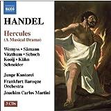 ヘンデル(1685-1759):音楽劇「ヘラクレス」