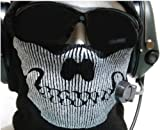 Modern Warfare 2 Task Force 141 Ghost Skull Face Mask Balaclava
