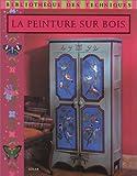 echange, troc Mantoux Marie-Laure - Peinture sur bois
