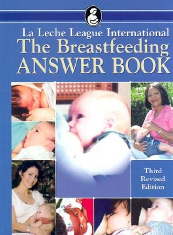 The Breastfeeding Answer Book front-361957