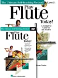 Play Flute Today! Beginner's Pack: Book/CD/DVD Pack (Play Today Instructional Series)