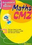 echange, troc Collectif - CAH.REVISION/MATHS CM2 CARREFOUR    (Ancienne Edition)