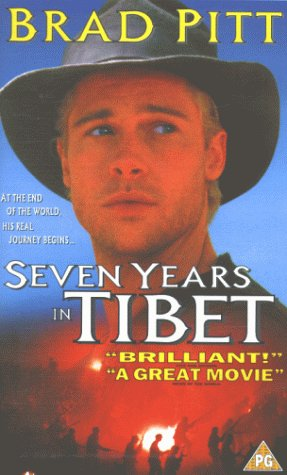 Seven Years In Tibet [UK-Import] [VHS]