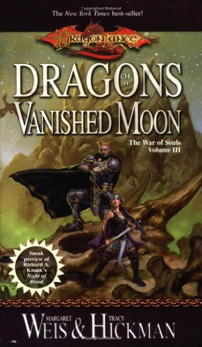 Dragons Of A Vanished Moon (Dragonlance: War Of Souls, Book 3) front-894915