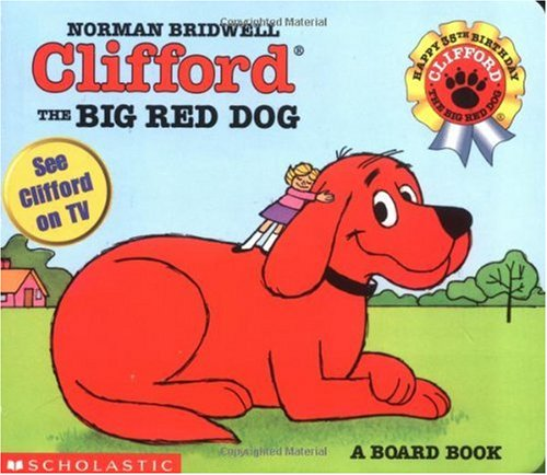 Clifford The Big Red Dog Norman Bridwell 0590341251 9780590341257