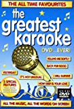 The Greatest Karaoke DVD...Ever!