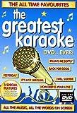 The Greatest Karaoke DVD...Ever! title=