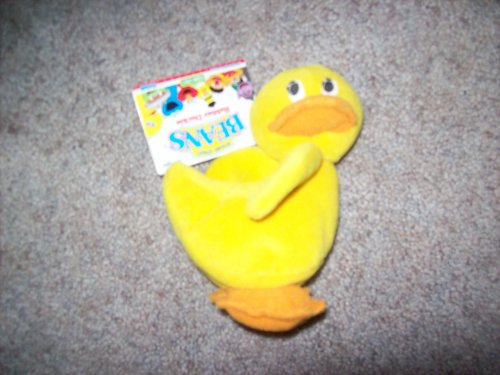 Sesame Street Beans: Rubber Duckie by Tyco - 1