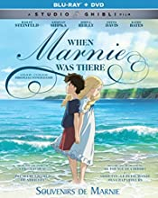 When Marnie Was There [Blu-ray + DVD] (Bilingual)