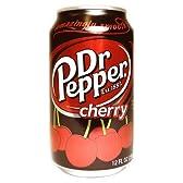ドクターペッパー チェリードクターペッパー 355ml 箱入り12缶ケース