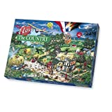 Gibsons Puzzle - I Love The Country - 1,000 Piece Jigsawby Gibsons Games