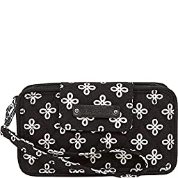 Vera Bradley Women\'s Smartphone Wristlet for iPhone 6 Mini Concerto Clutch