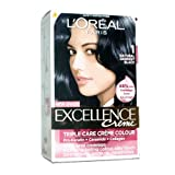 L'Oreal Excellence Creme Natural Darkest Black 1