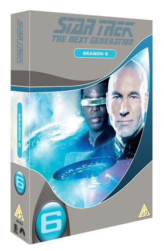 Star Trek The Next Generation - Season 6 (Slimline