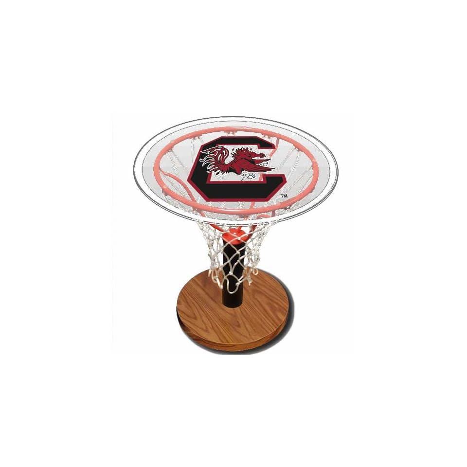 South Carolina Gamecocks NCAA Basketball Sports Table