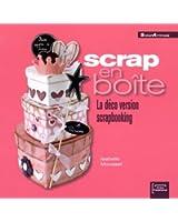 Scrap en Boîte : la déco version Scrapbooking