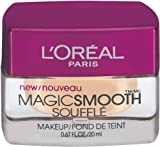 L'Oreal Paris Studio Secrets Professional Magic Smooth Souffle Makeup, Nude Beige, 0.67-Fluid Ounce