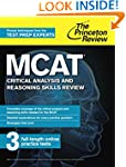 MCAT Critical Analysis and Reasoning...