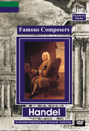 Famous Composers-Handel - DVD