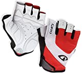 Giro Monaco Road Gloves, Red/White, X-Large