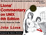 img - for Lions' Commentary on Unix book / textbook / text book