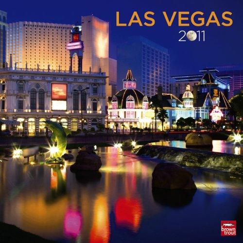 Las Vegas 2011 Square 12X12 Wall Calendar (Multilingual Edition) (Luxor Hotel Las Vegas compare prices)