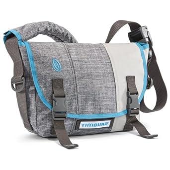 "Timbuk2 Freestyle Plus Messenger Bag for Macbook Air 11"" (Grey/Grey/Tusk Grey, X-Small)"