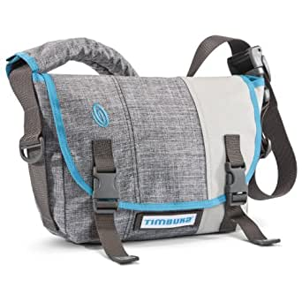 "Timbuk2 Freestyle Plus Messenger Bag for Macbook Air 11"" (Grey/Grey/Tusk Grey, X-Small)"