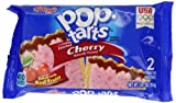 Kelloggs Pop Tarts Frosted Cherry Twin Pack 104 g (Pack of 6)