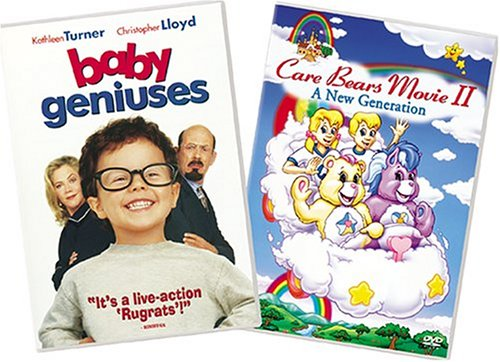 Baby Geniuses / Care Bears Movie Ii: A New Generation Pack