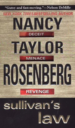 Sullivan's Law, NANCY TAYLOR ROSENBERG