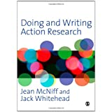 Doing and Writing Action Researchby Jean McNiff