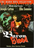 Baron Blood [DVD] [1972] [US Import]
