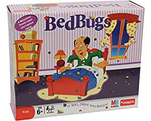 Funskool Bed Bugs Board Game Multi Colour
