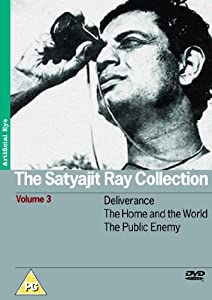 Satyajit Ray Collection - Volume Three - 3-DVD Box Set ( Sadgati / Ghare-Baire / Ganashatru ) ( Deliverance / The Home and the World / An Enemy of the People (The Public Enemy) ) [ NON-USA FORMAT, PAL, Reg.2 Import - United Kingdom ]