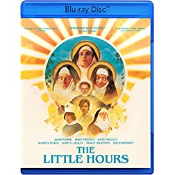 The Little Hours [Blu-ray]