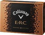Callaway(キャロウェイ) E・R・C ゴルフボール(1ダース12個入り) 2016年モデル ボールカラークリスタルオレンジ  64227531200117 クリスタルオレンジ