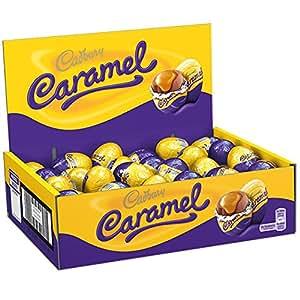 Cadbury Dairy Milk Caramel Eggs (Box of 48)