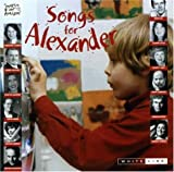 Various Artists Songs For Alexander (Lubbock, Cairns)