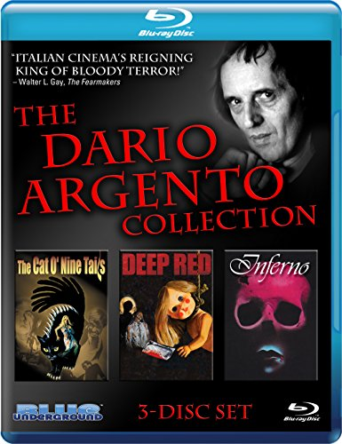 The Dario Argento Collection [Blu-ray] (Deep Red compare prices)