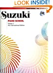 Suzuki Piano School, Vol 1: Book and CD