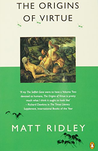 The Origins of Virtue (Penguin Press Science)