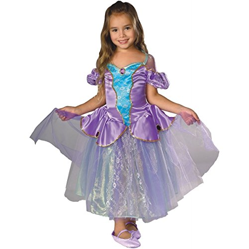 [GSG Ballerina Diva Costume Kids Girls Fairy Tale Princess Halloween Fancy Dress] (Gothic Ballerina Halloween Costumes)