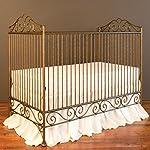 Bratt Decor casablanca crib vintage gold