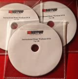 Body Pump 87,88 & 89 Instructional Home Workout DVDs