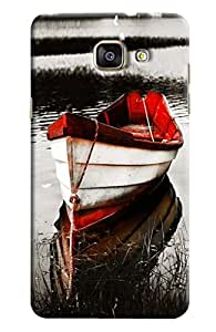 Clarks Printed Designer Back Cover For Samsung Galaxy A5 2016