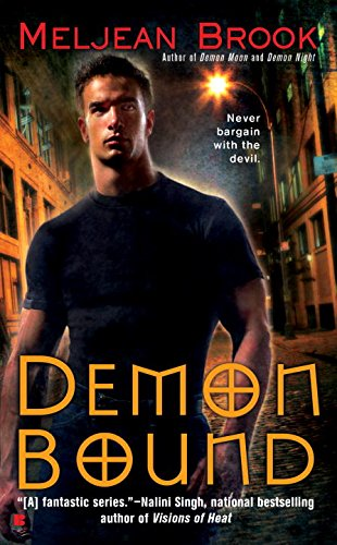 Image of Demon Bound (The Guardians, Book 4)