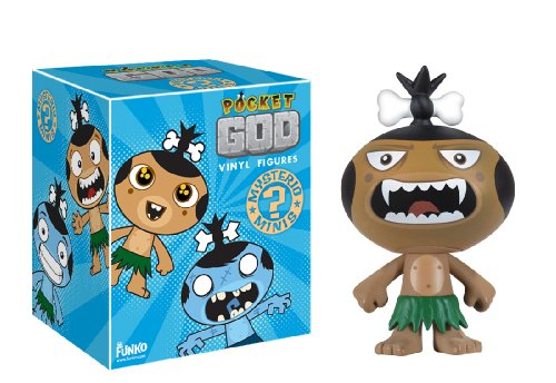 Funko Pocket God Mystery Mini - Fangs Pigmy - 1