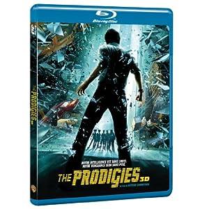 The Prodigies - Blu-ray 3D active (fourreau avec effet lenticulaire)