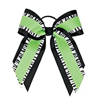 Large Three Layer Zebra Bow